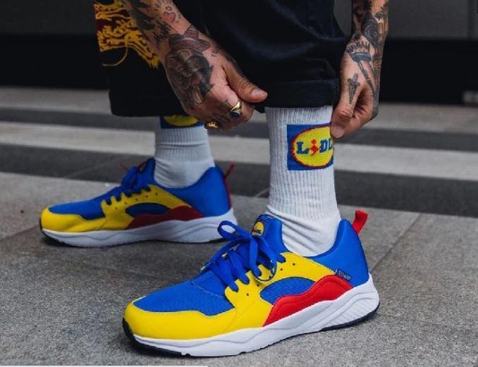 Les baskets LIDL : fast fashion, coup de comm ou objet de pop culture ?