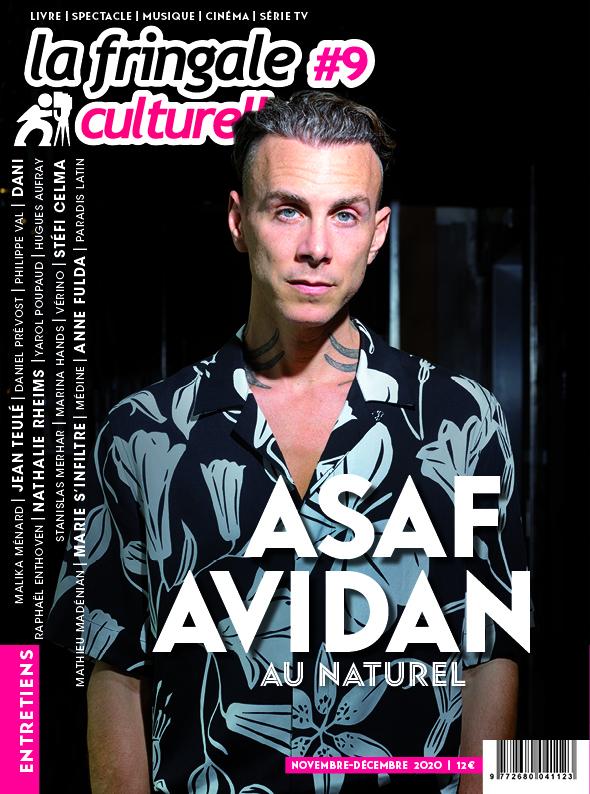 couverture du numéro 9 de La Fringale Culturelle