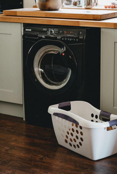 machine à laver familiale